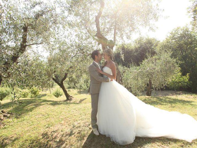Le nozze di Kim e Jos