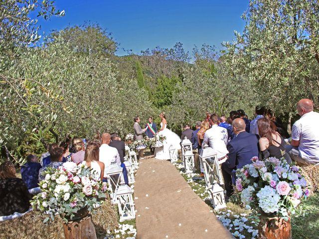 Il matrimonio di Jos e Kim a Lucca, Lucca 7