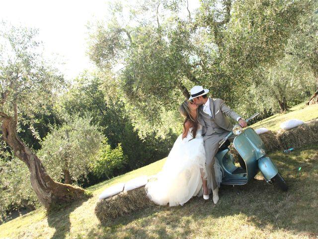 Il matrimonio di Jos e Kim a Lucca, Lucca 10