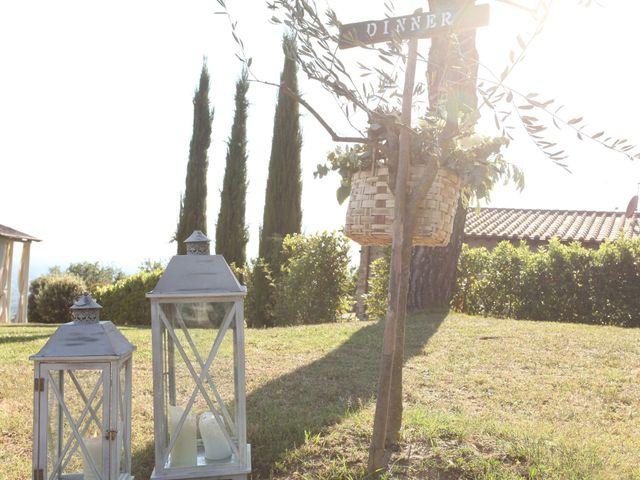 Il matrimonio di Jos e Kim a Lucca, Lucca 12