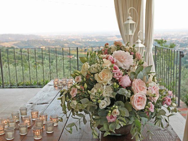 Il matrimonio di Jos e Kim a Lucca, Lucca 13