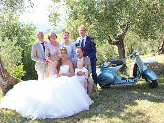 Il matrimonio di Jos e Kim a Lucca, Lucca 14