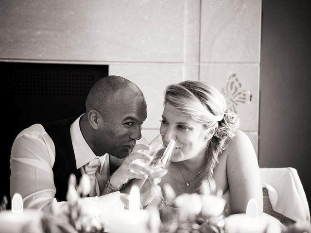 Le nozze di Marika e Brian