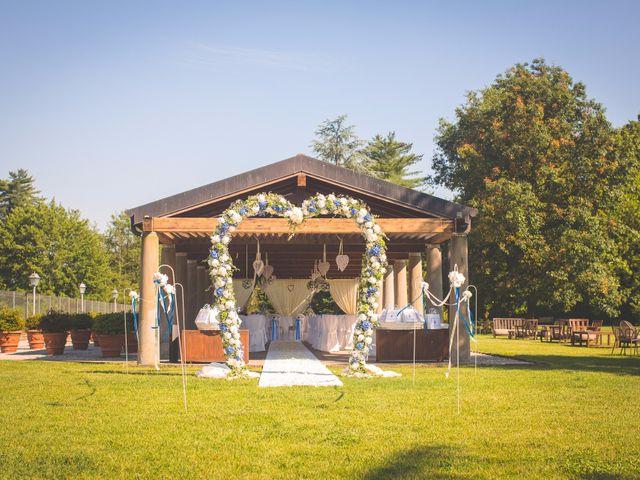 Il matrimonio di Nicola e Chiara a Pavia, Pavia 27