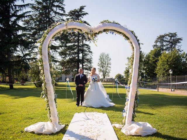 Il matrimonio di Nicola e Chiara a Pavia, Pavia 33