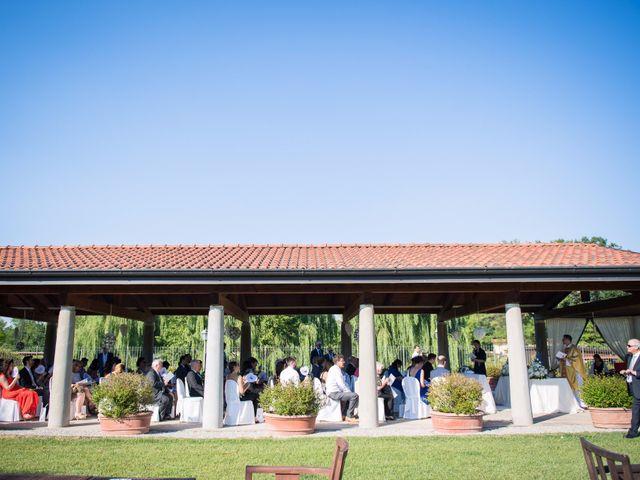Il matrimonio di Nicola e Chiara a Pavia, Pavia 36