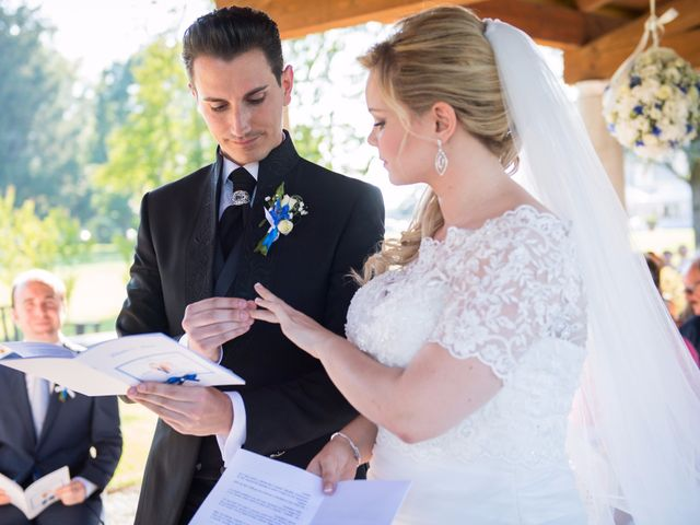 Il matrimonio di Nicola e Chiara a Pavia, Pavia 41