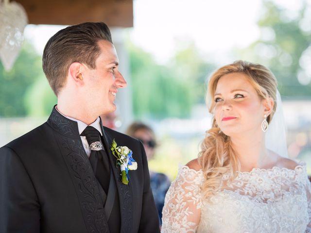 Il matrimonio di Nicola e Chiara a Pavia, Pavia 45