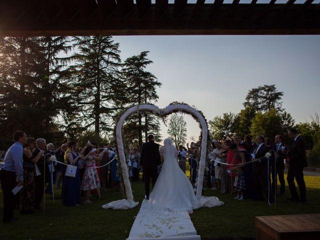 Il matrimonio di Nicola e Chiara a Pavia, Pavia 46