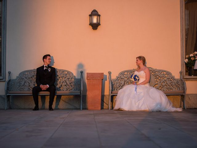 Il matrimonio di Nicola e Chiara a Pavia, Pavia 53