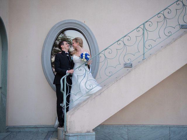 Il matrimonio di Nicola e Chiara a Pavia, Pavia 54