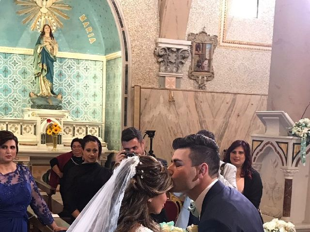 Il matrimonio di Cateno  e Cettina  a Letojanni, Messina 9