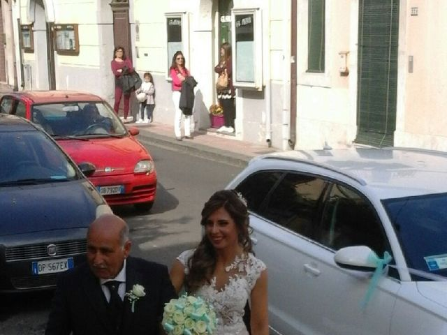 Il matrimonio di Cateno  e Cettina  a Letojanni, Messina 11