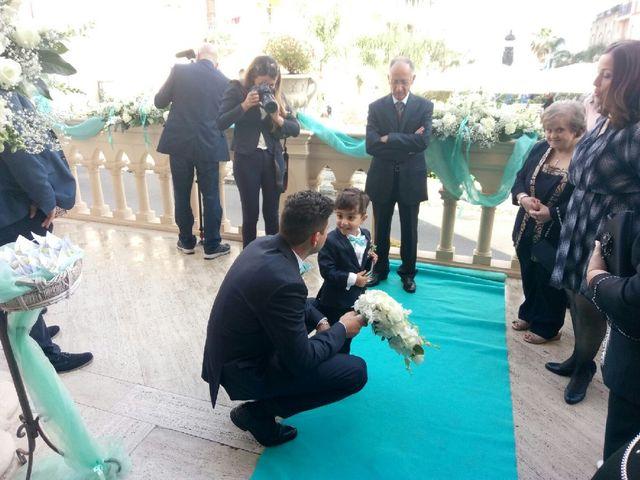 Il matrimonio di Cateno  e Cettina  a Letojanni, Messina 1