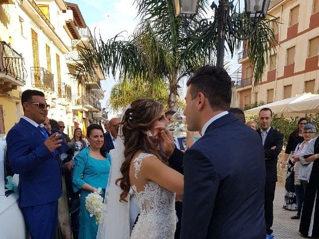 Il matrimonio di Cateno  e Cettina  a Letojanni, Messina 13