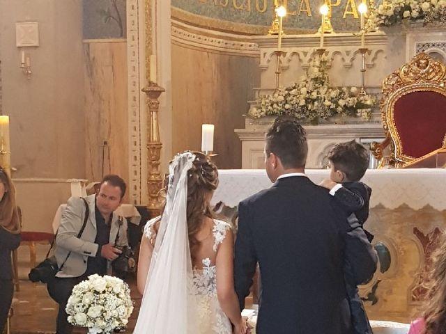 Il matrimonio di Cateno  e Cettina  a Letojanni, Messina 14