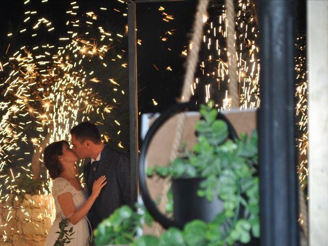 Le nozze di Maria Luana e Andrea