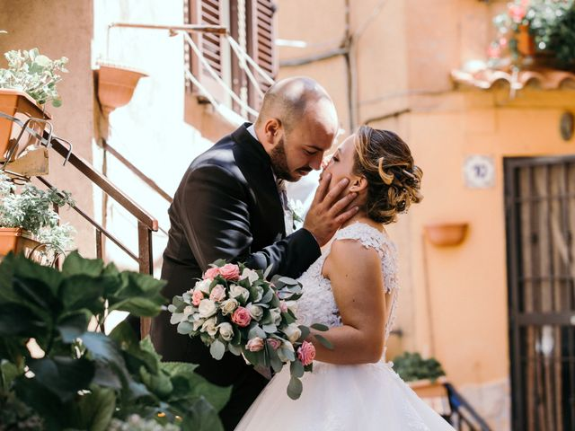 Le nozze di Lorenzo e Vanessa