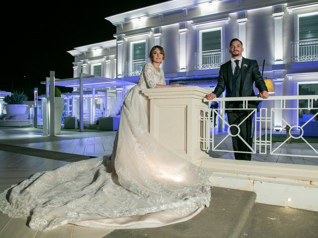 Il matrimonio di Giacomo e Rosaria a Napoli, Napoli 1