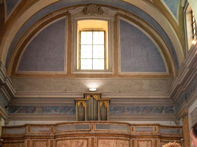 Il matrimonio di Gianmarco e Marina a Monte Romano, Viterbo 11