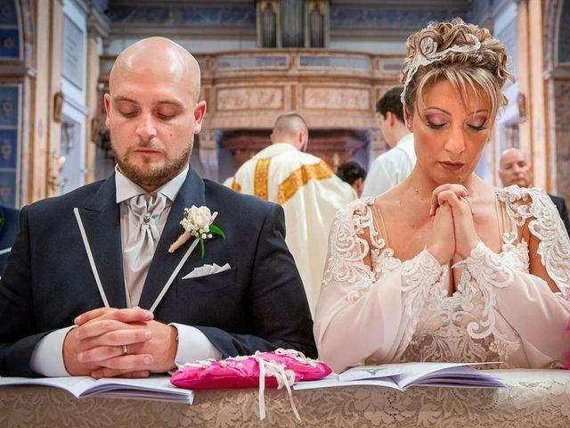 Il matrimonio di Gianmarco e Marina a Monte Romano, Viterbo 12