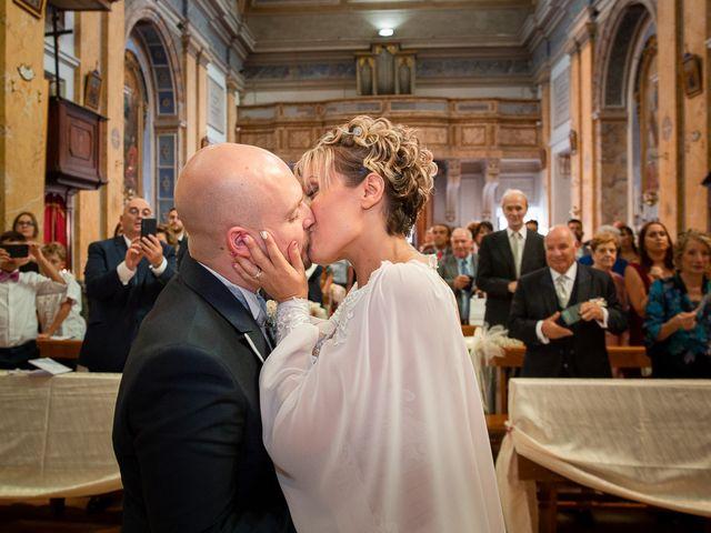 Il matrimonio di Gianmarco e Marina a Monte Romano, Viterbo 14