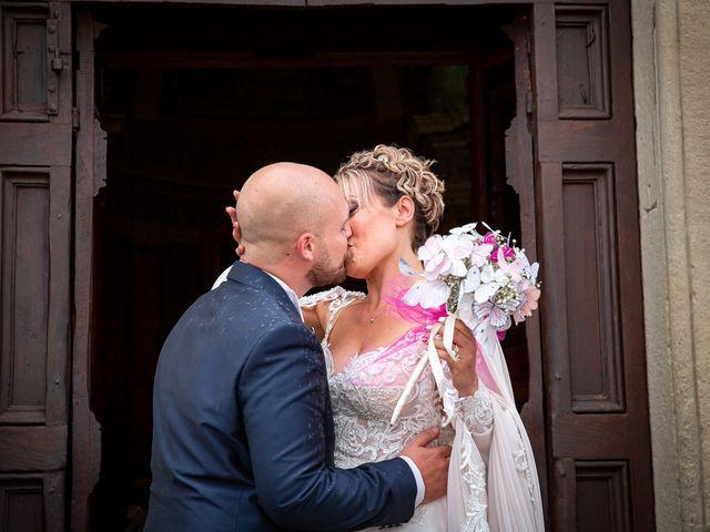 Il matrimonio di Gianmarco e Marina a Monte Romano, Viterbo 15