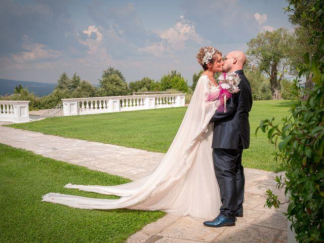 Il matrimonio di Gianmarco e Marina a Monte Romano, Viterbo 2