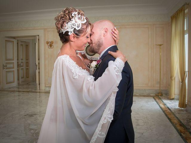 Il matrimonio di Gianmarco e Marina a Monte Romano, Viterbo 20