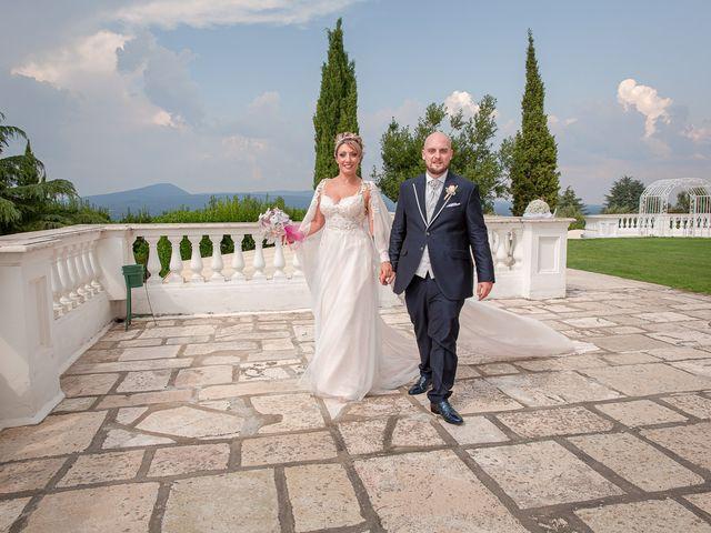 Il matrimonio di Gianmarco e Marina a Monte Romano, Viterbo 22