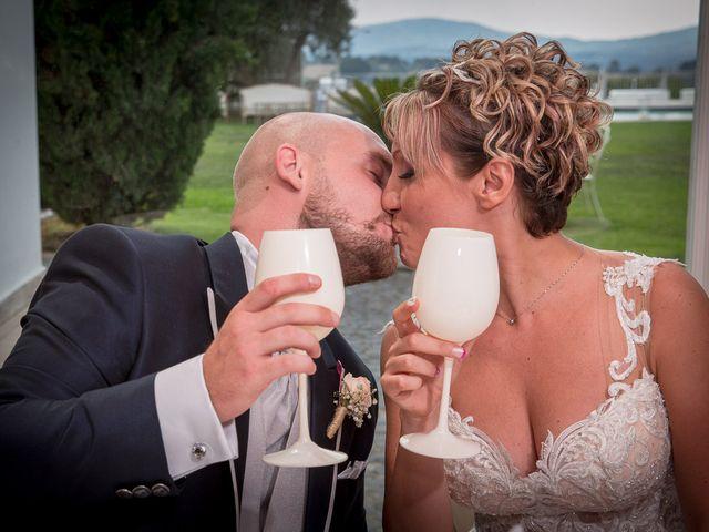 Il matrimonio di Gianmarco e Marina a Monte Romano, Viterbo 24