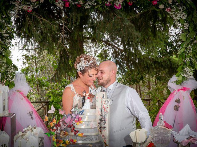 Il matrimonio di Gianmarco e Marina a Monte Romano, Viterbo 26