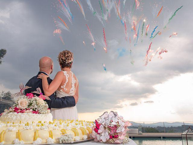 Il matrimonio di Gianmarco e Marina a Monte Romano, Viterbo 27