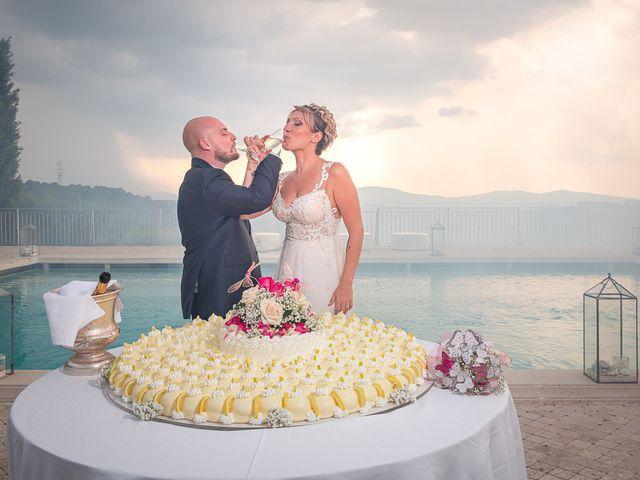 Il matrimonio di Gianmarco e Marina a Monte Romano, Viterbo 28