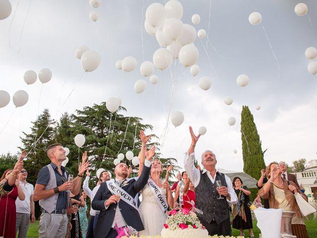 Il matrimonio di Gianmarco e Marina a Monte Romano, Viterbo 29