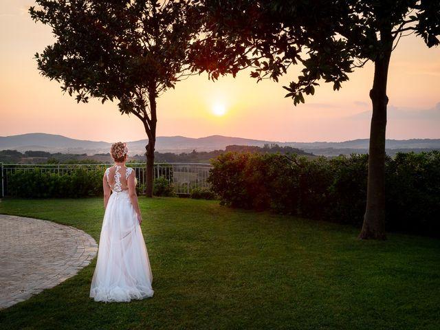 Il matrimonio di Gianmarco e Marina a Monte Romano, Viterbo 30