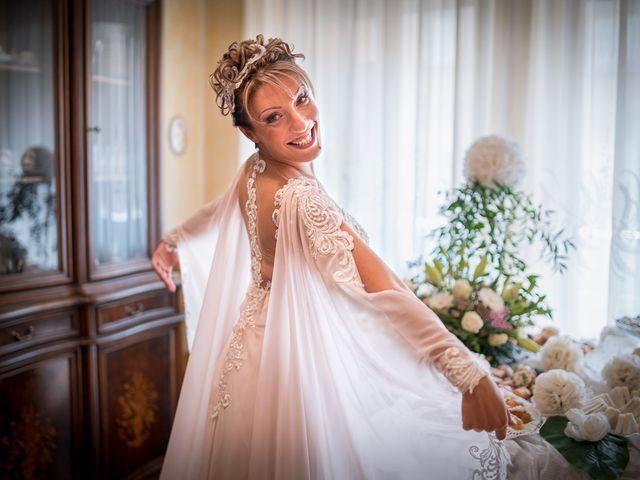 Il matrimonio di Gianmarco e Marina a Monte Romano, Viterbo 37
