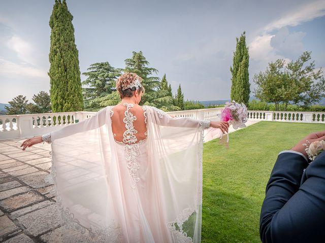 Il matrimonio di Gianmarco e Marina a Monte Romano, Viterbo 40
