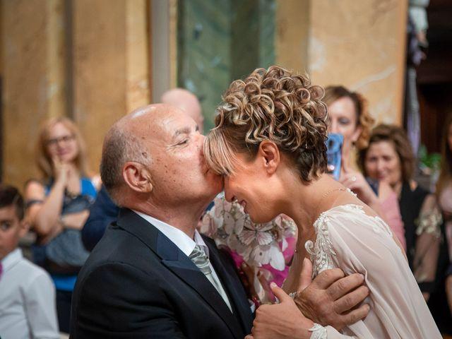 Il matrimonio di Gianmarco e Marina a Monte Romano, Viterbo 44