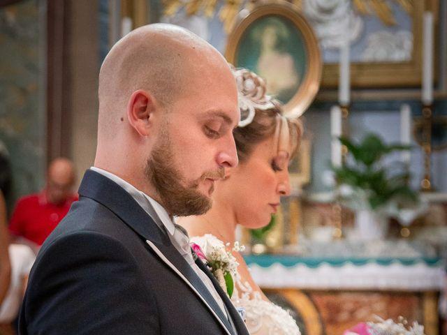 Il matrimonio di Gianmarco e Marina a Monte Romano, Viterbo 46