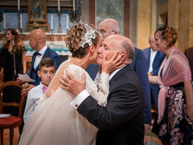Il matrimonio di Gianmarco e Marina a Monte Romano, Viterbo 47