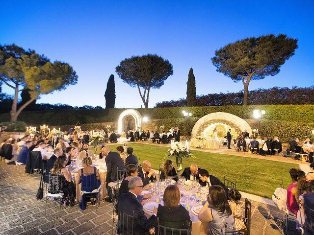 Il matrimonio di Manuel e Cecilia a Trevignano Romano, Roma 17
