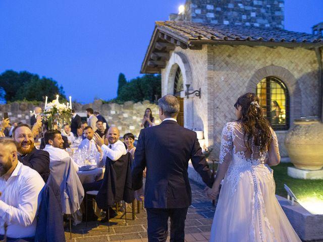 Il matrimonio di Manuel e Cecilia a Trevignano Romano, Roma 18