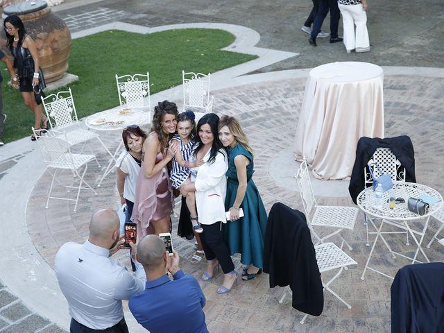 Il matrimonio di Manuel e Cecilia a Trevignano Romano, Roma 21