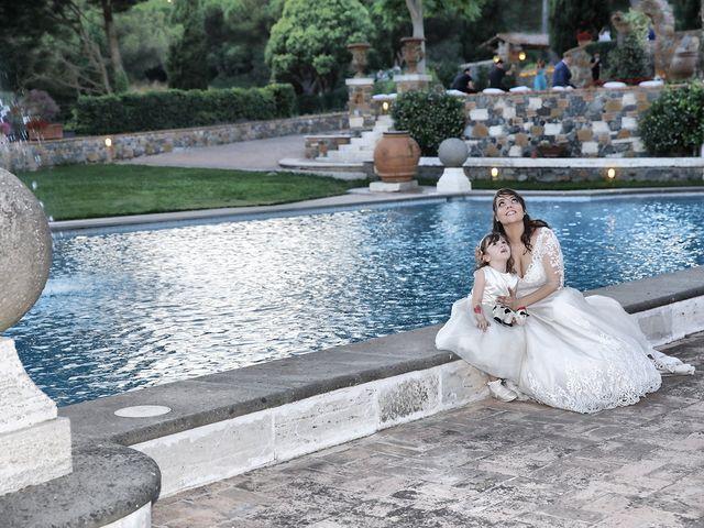 Il matrimonio di Manuel e Cecilia a Trevignano Romano, Roma 22