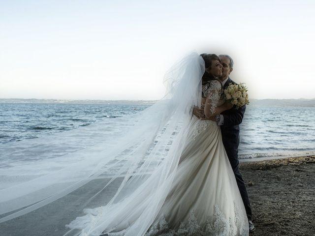 Il matrimonio di Manuel e Cecilia a Trevignano Romano, Roma 28