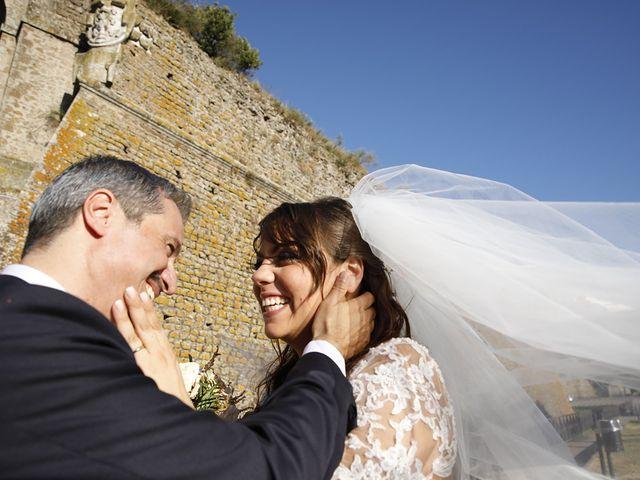 Il matrimonio di Manuel e Cecilia a Trevignano Romano, Roma 31