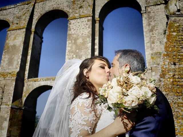 Il matrimonio di Manuel e Cecilia a Trevignano Romano, Roma 32