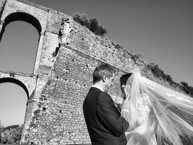 Il matrimonio di Manuel e Cecilia a Trevignano Romano, Roma 33