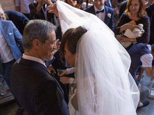 Il matrimonio di Manuel e Cecilia a Trevignano Romano, Roma 37